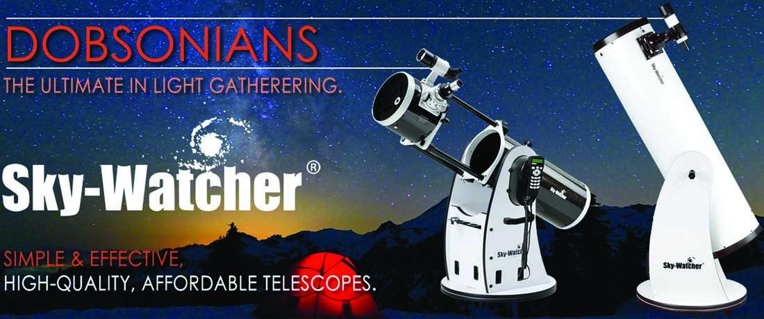Gözlemlerin en yakışıklı teleskobu
